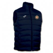 Ballynahinch Olympic Sleeveless Winter Jacket Navy - Adults 2018